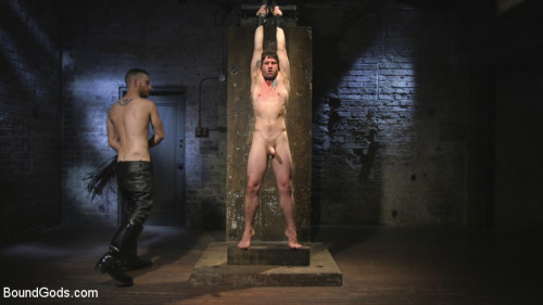 Gay BDSM Mr Keys Takes The House Slave To The Next Level