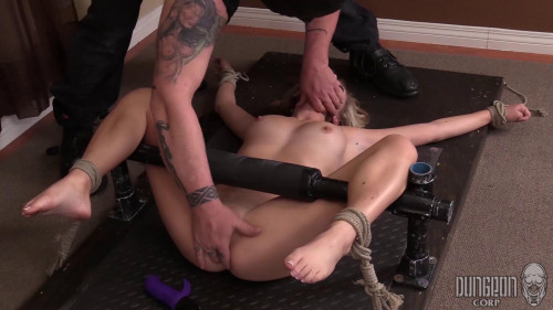 BDSM Carolina Sweets - A Sweet Return part 4