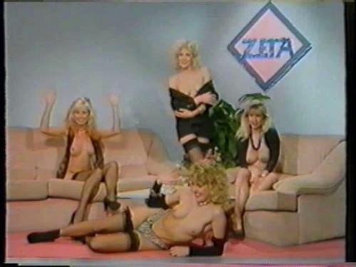 Electric Blue Special - Zeta's Sexy Video Show