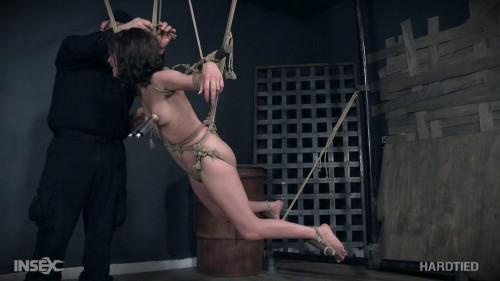 BDSM Pussy Hammock - Alex More and OT - 720p