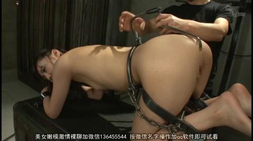 Asians BDSM Anal Device Bondage part 9