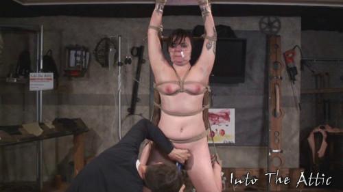 BDSM Into The Attic - Bijou