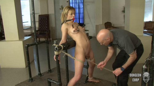 BDSM Courtney Shea Bondage