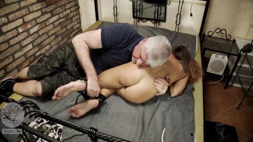 BDSM Renata Is Studying