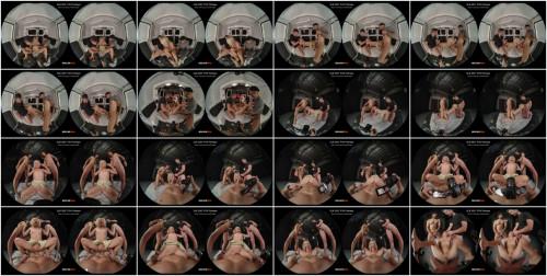 3D stereo Back Alley Gangbang