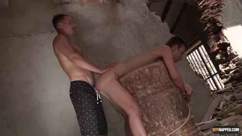 Gay BDSM A Tight Hole Used As A Fuck Toy (Reece Benltey, Luke Desmond)