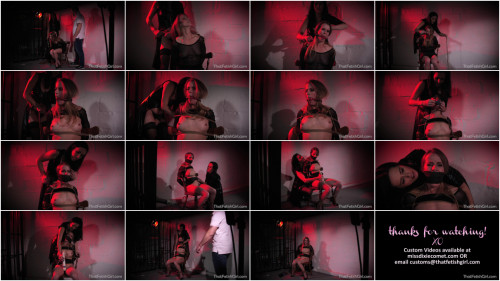 BDSM ThatFetishGirl - Claire Irons - The Pervy Director (1080p)