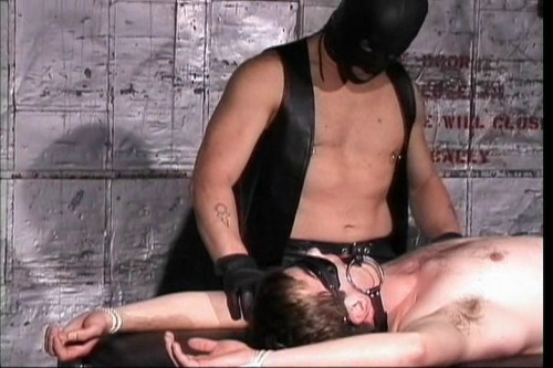 Gay BDSM Dungeon Play Vol. 2
