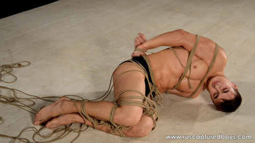 Gay BDSM A Trap for Breakdancer - Final
