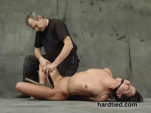 BDSM New Exclusive Beautifull Unreal Cool Collection Hard Tied. Part 4.