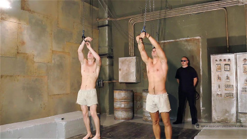 Gay BDSM The Naughty slaves - Part II