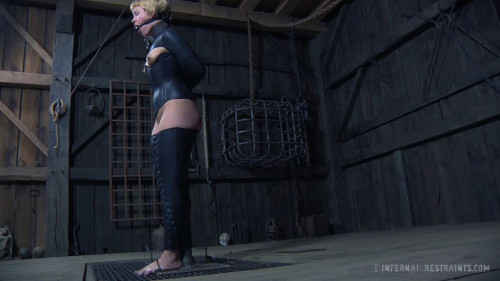 bdsm Elizabeth Thorn All Grown Up p2 - BDSM, Humiliation, Torture