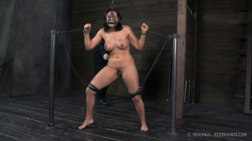 BDSM How Much pain can Penny Endure Between Orgasms?