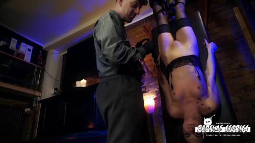 BDSM Hot babe Lullu Gun gets dominated HD