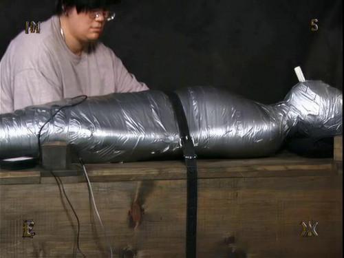 BDSM Insex - Mummy Model 101