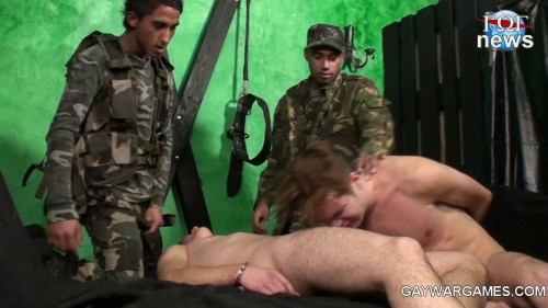 Gay BDSM Dungeon of pain. Part 1-2