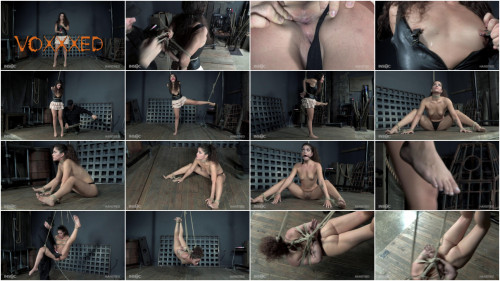 BDSM Victoria learns what it means to be Voxed HD
