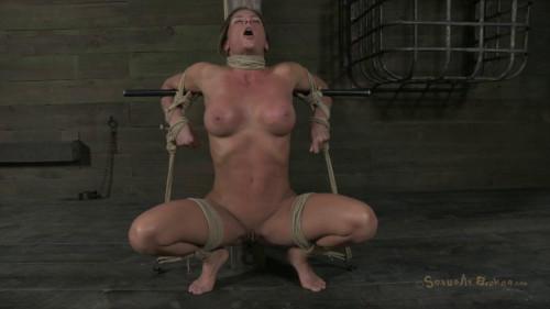 BDSM Muscle-Punishment - Ariel X and Matt Williams - HD 720p