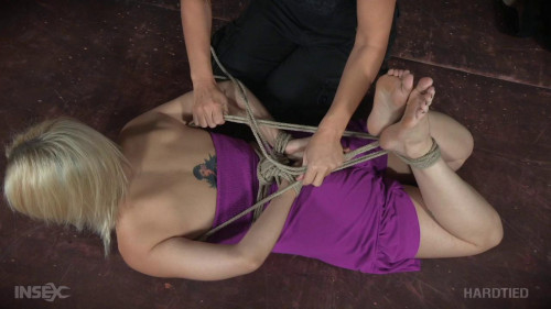 bdsm Whipped Blondie