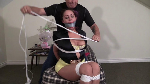 BDSM Ariyana-All this tying up, just to get into my panties!