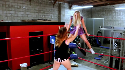 bdsm Wrestling Episode.
