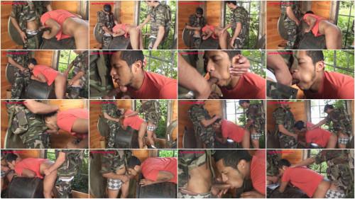 Gay BDSM Enrique Stone