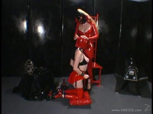 BDSM Latex Anastasia Pierce Production Nice Sweet Hot Good Collection. Part 1.