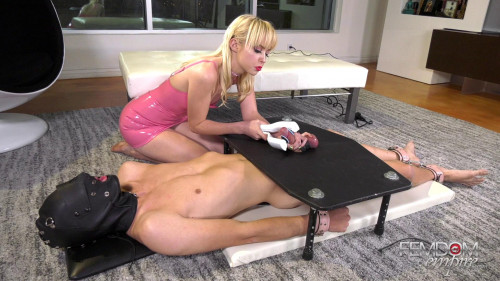 Femdom and Strapon Toys for Boys