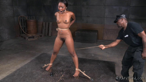 BDSM Chanell Heart is beaten within an inch of her orgasms
