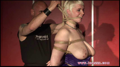 BDSM Perfect Hot Magic Gold Vip Collection Breasts In Pain. Part 2.