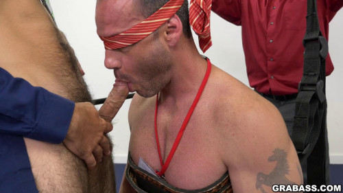 Gay BDSM Teamwork makes dreams come true