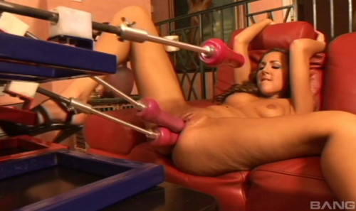 Sex Machines Fuck Machines For Sexy Girl
