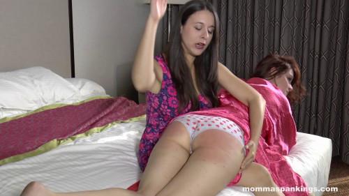BDSM Spanks syrena llls