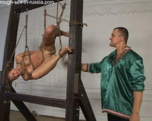 BDSM Cossack Rebellion Scene 1