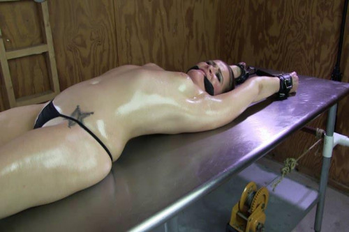 BDSM Whitney Morgan Peril of the Pendulum