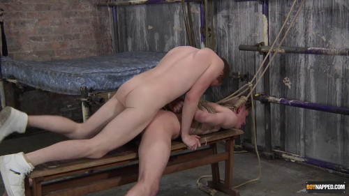 Gay BDSM Tristan Takes A Real Hard Fucking!
