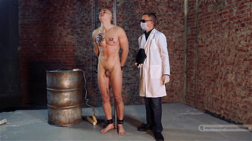 Gay BDSM Another Victim Of Justice Final Part