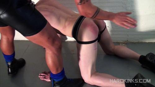 Gay BDSM Aday Traun & Carlos Bellic