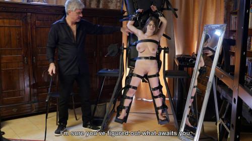 BDSM The Journalist Apprentice part 1