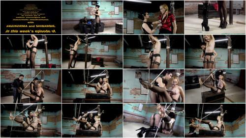 BDSM Latex The Torturers Apprentice - Raven Eve and Ariel Anderssen