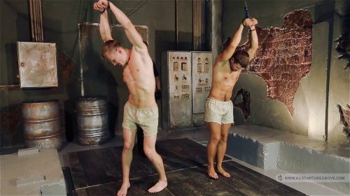 Gay BDSM The Naughty Slaves  Part 2