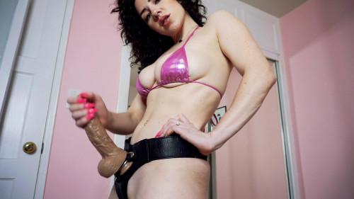 Femdom and Strapon Goddess Fiona 5 Videos - Average Dick Cuck