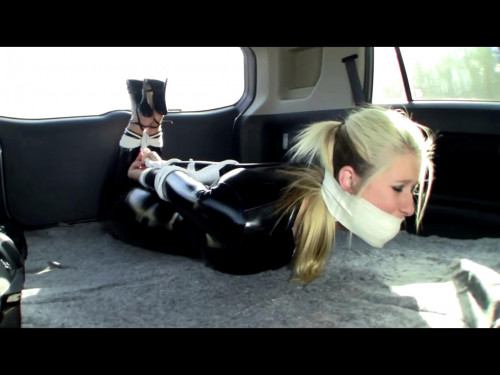 bdsm Holly Wood Captured Catburglar