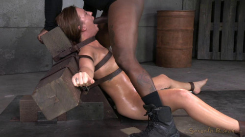 BDSM Maddy O'Reilly gets restrained