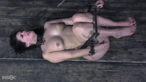 BDSM Punished Cunt - Marina and PD - HD 720p