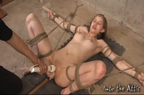 BDSM Into The Attic Wonderfull Sweet Vip Magic Mega Collection. Part 9.