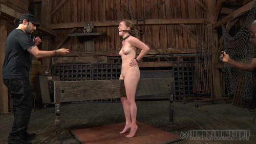 BDSM Pluck Part 2 - Jessie Parker