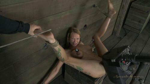 BDSM Never-Ending Orgasms Make Pain Sluts Cry-rough bdsm porn