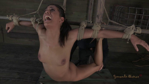 BDSM Category 5 Skull Fucking-rough bdsm porn
