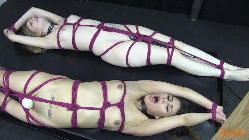 bdsm Penny and Dolly Bondage